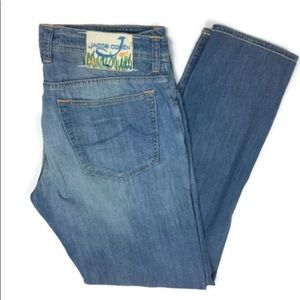 Jacob Cohen light wash jeans